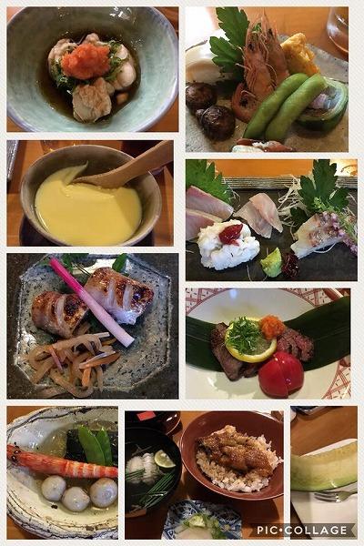 七楽さん料理