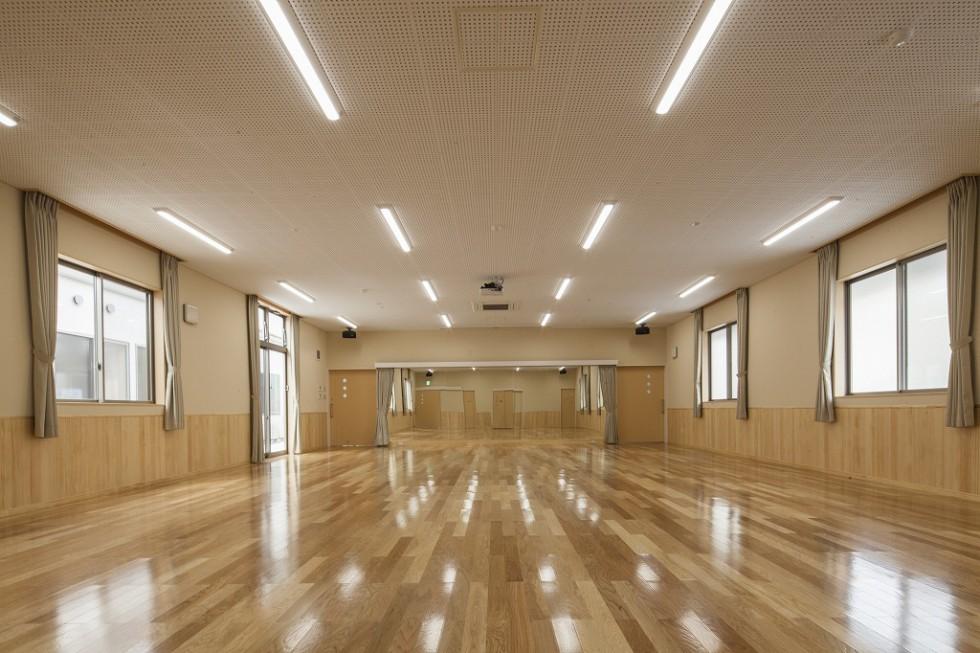 松山市 いずみ診療所&みんなのホール 画像9