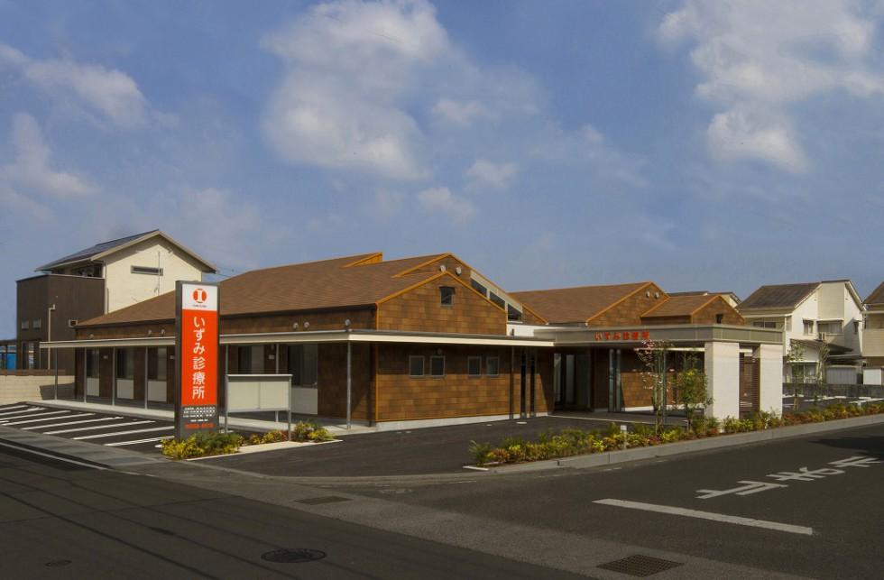 松山市 いずみ診療所&みんなのホール 画像1