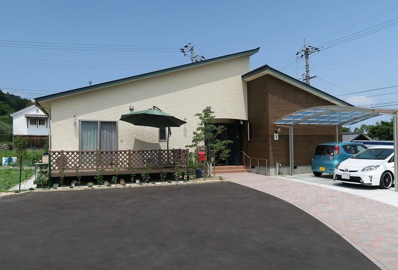 松山市 N様邸(平屋の家) 画像1